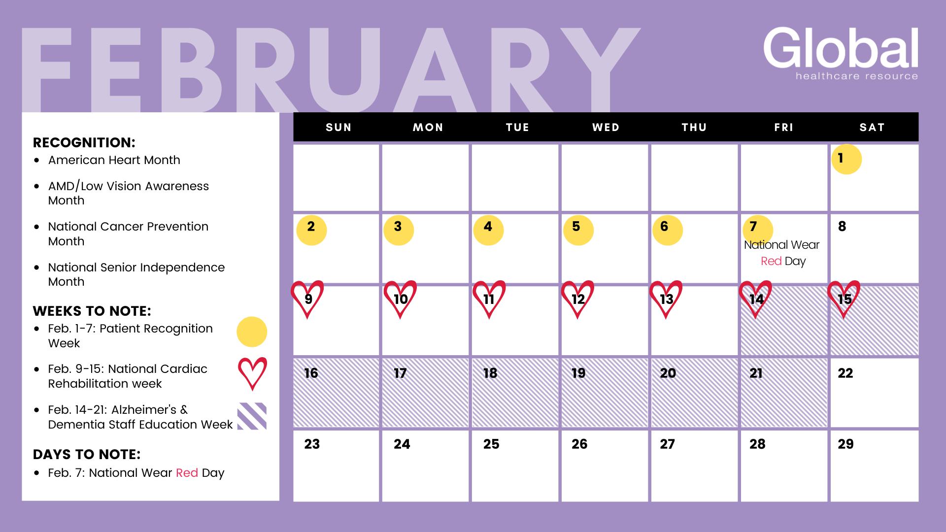 Healthcare Awareness Calendar (3) copy